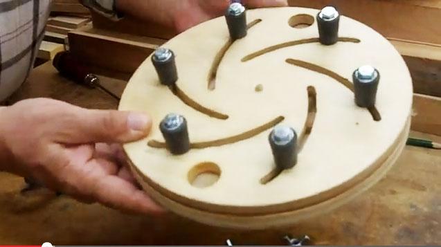 Progetti for Costruire un tornio per legno