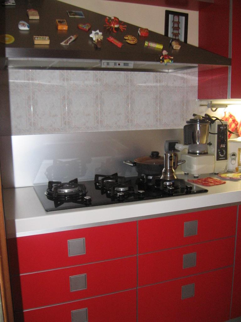 Schienale cucina in vetro stunning ernestomeda cucina icon with schienale cucina in vetro - Schienale cucina in vetro temperato ...